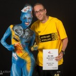 "WBF 2015 - (World Award Airbrush-Qualifikation) ""Games People Play"""