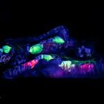 """UV-Bodypainting """"Korallenriff"""""""